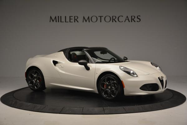New 2015 Alfa Romeo 4C Spider for sale Sold at Bentley Greenwich in Greenwich CT 06830 10