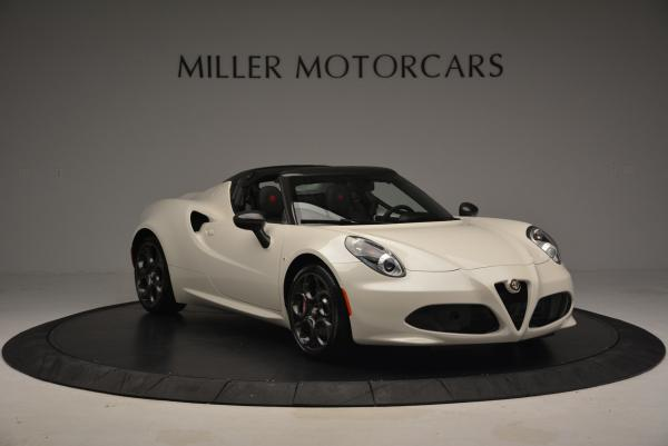 New 2015 Alfa Romeo 4C Spider for sale Sold at Bentley Greenwich in Greenwich CT 06830 11