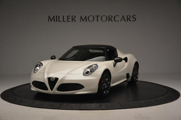 New 2015 Alfa Romeo 4C Spider for sale Sold at Bentley Greenwich in Greenwich CT 06830 13