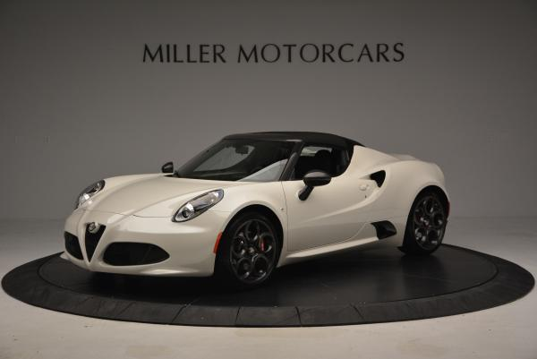New 2015 Alfa Romeo 4C Spider for sale Sold at Bentley Greenwich in Greenwich CT 06830 14