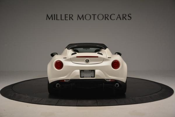 New 2015 Alfa Romeo 4C Spider for sale Sold at Bentley Greenwich in Greenwich CT 06830 18