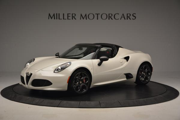 New 2015 Alfa Romeo 4C Spider for sale Sold at Bentley Greenwich in Greenwich CT 06830 2