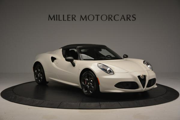 New 2015 Alfa Romeo 4C Spider for sale Sold at Bentley Greenwich in Greenwich CT 06830 23