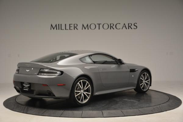 New 2016 Aston Martin Vantage GT for sale Sold at Bentley Greenwich in Greenwich CT 06830 8