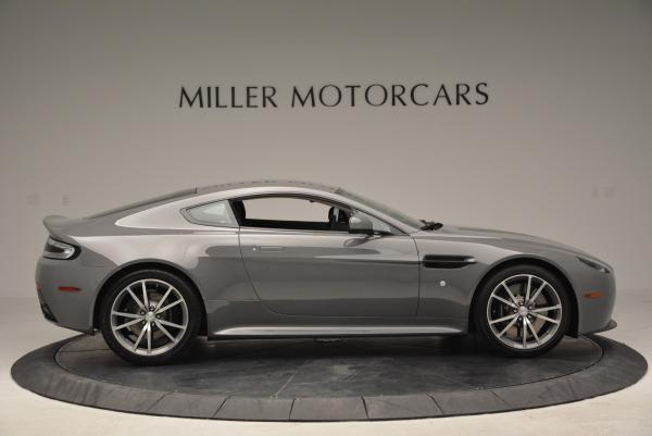 New 2016 Aston Martin Vantage GT for sale Sold at Bentley Greenwich in Greenwich CT 06830 9