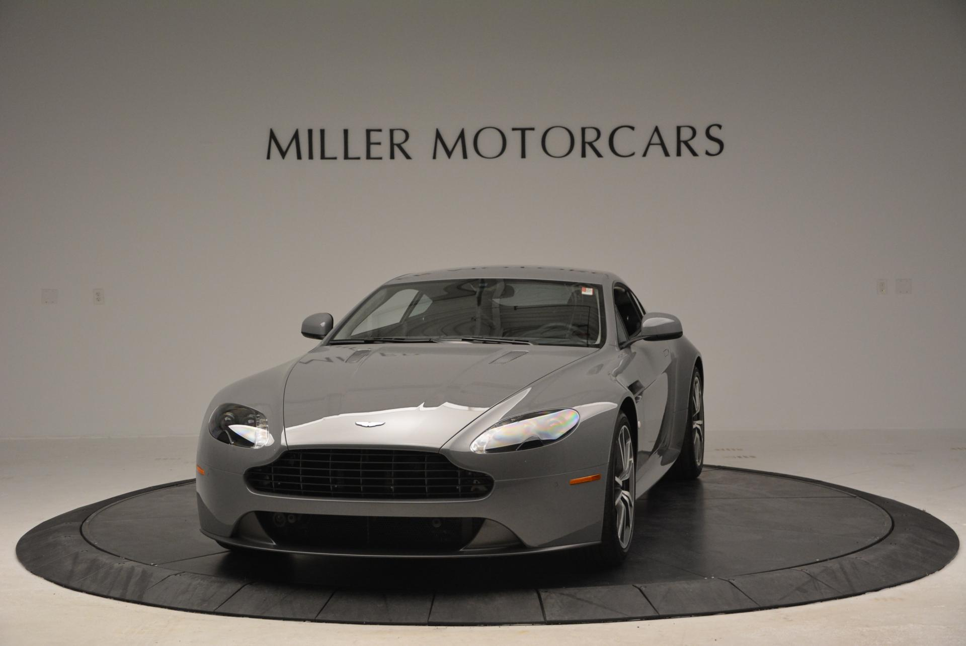 New 2016 Aston Martin Vantage GT for sale Sold at Bentley Greenwich in Greenwich CT 06830 1
