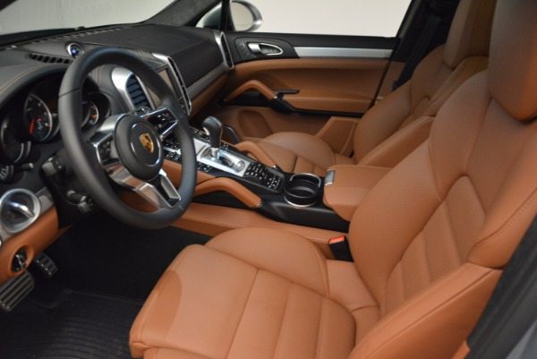 Used 2016 Porsche Cayenne Turbo for sale Sold at Bentley Greenwich in Greenwich CT 06830 20