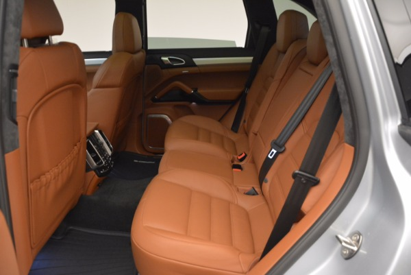 Used 2016 Porsche Cayenne Turbo for sale Sold at Bentley Greenwich in Greenwich CT 06830 26