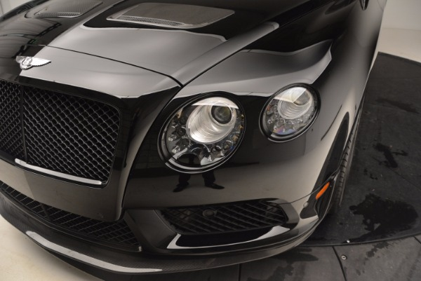 Used 2015 Bentley Continental GT GT3-R for sale Sold at Bentley Greenwich in Greenwich CT 06830 14