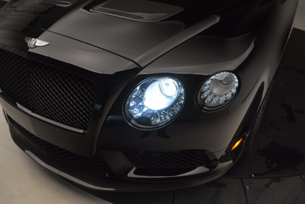 Used 2015 Bentley Continental GT GT3-R for sale Sold at Bentley Greenwich in Greenwich CT 06830 19