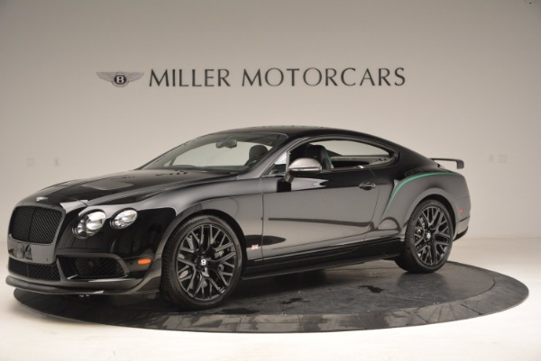 Used 2015 Bentley Continental GT GT3-R for sale Sold at Bentley Greenwich in Greenwich CT 06830 2