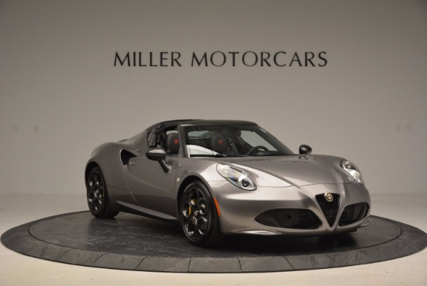 New 2016 Alfa Romeo 4C Spider for sale Sold at Bentley Greenwich in Greenwich CT 06830 11