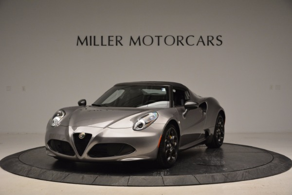 New 2016 Alfa Romeo 4C Spider for sale Sold at Bentley Greenwich in Greenwich CT 06830 13