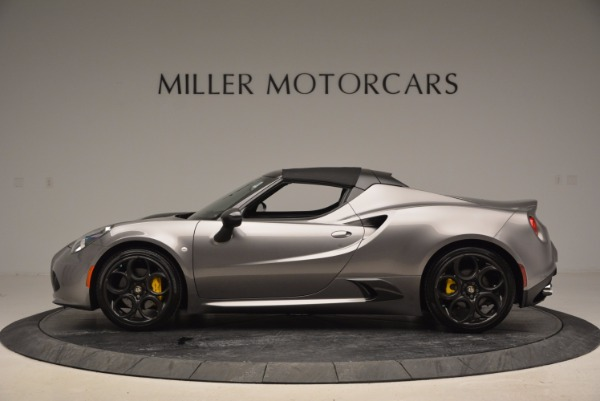 New 2016 Alfa Romeo 4C Spider for sale Sold at Bentley Greenwich in Greenwich CT 06830 15