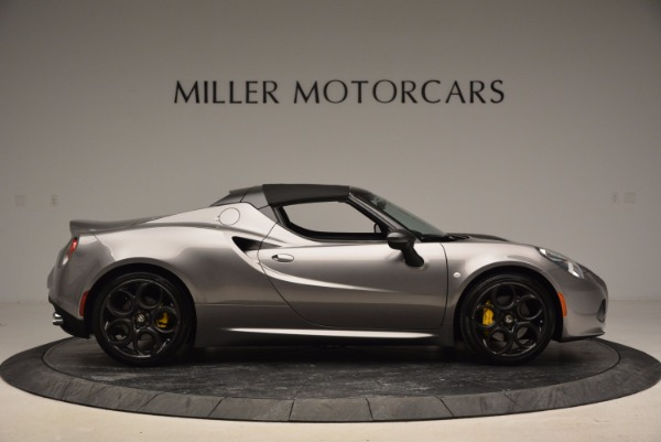 New 2016 Alfa Romeo 4C Spider for sale Sold at Bentley Greenwich in Greenwich CT 06830 21