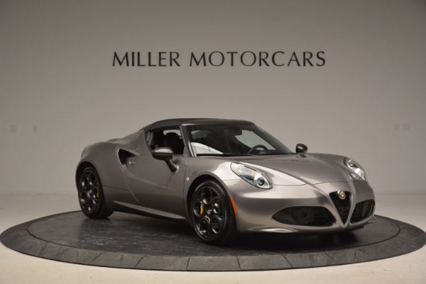 New 2016 Alfa Romeo 4C Spider for sale Sold at Bentley Greenwich in Greenwich CT 06830 23