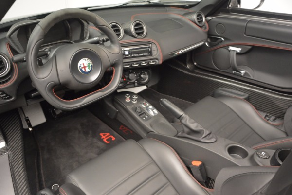 New 2016 Alfa Romeo 4C Spider for sale Sold at Bentley Greenwich in Greenwich CT 06830 25