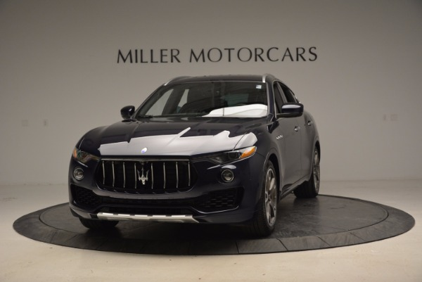 New 2017 Maserati Levante S Q4 for sale Sold at Bentley Greenwich in Greenwich CT 06830 2