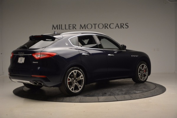 New 2017 Maserati Levante S Q4 for sale Sold at Bentley Greenwich in Greenwich CT 06830 8