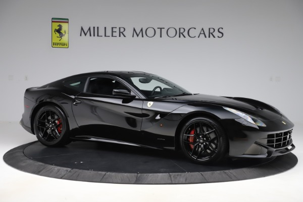 Used 2016 Ferrari F12 Berlinetta for sale Sold at Bentley Greenwich in Greenwich CT 06830 10