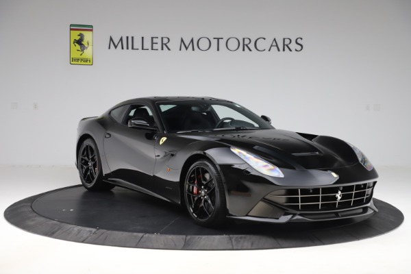 Used 2016 Ferrari F12 Berlinetta for sale Sold at Bentley Greenwich in Greenwich CT 06830 11
