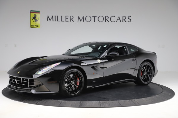 Used 2016 Ferrari F12 Berlinetta for sale Sold at Bentley Greenwich in Greenwich CT 06830 2