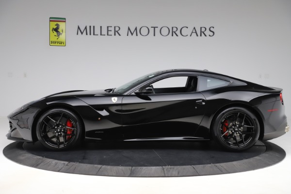 Used 2016 Ferrari F12 Berlinetta for sale Sold at Bentley Greenwich in Greenwich CT 06830 3