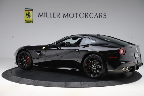 Used 2016 Ferrari F12 Berlinetta for sale Sold at Bentley Greenwich in Greenwich CT 06830 4