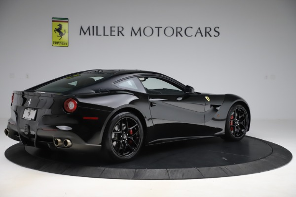 Used 2016 Ferrari F12 Berlinetta for sale Sold at Bentley Greenwich in Greenwich CT 06830 8