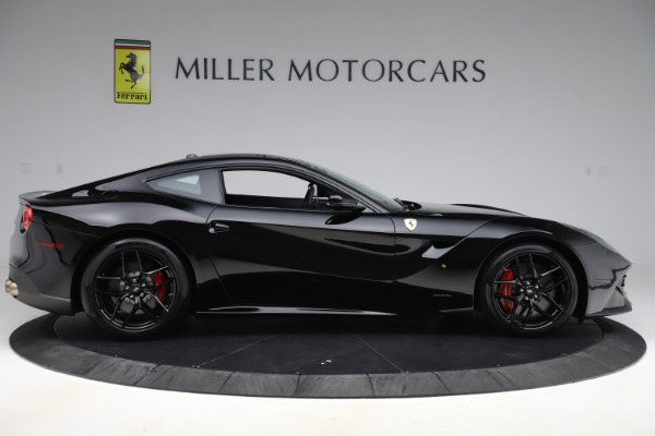 Used 2016 Ferrari F12 Berlinetta for sale Sold at Bentley Greenwich in Greenwich CT 06830 9