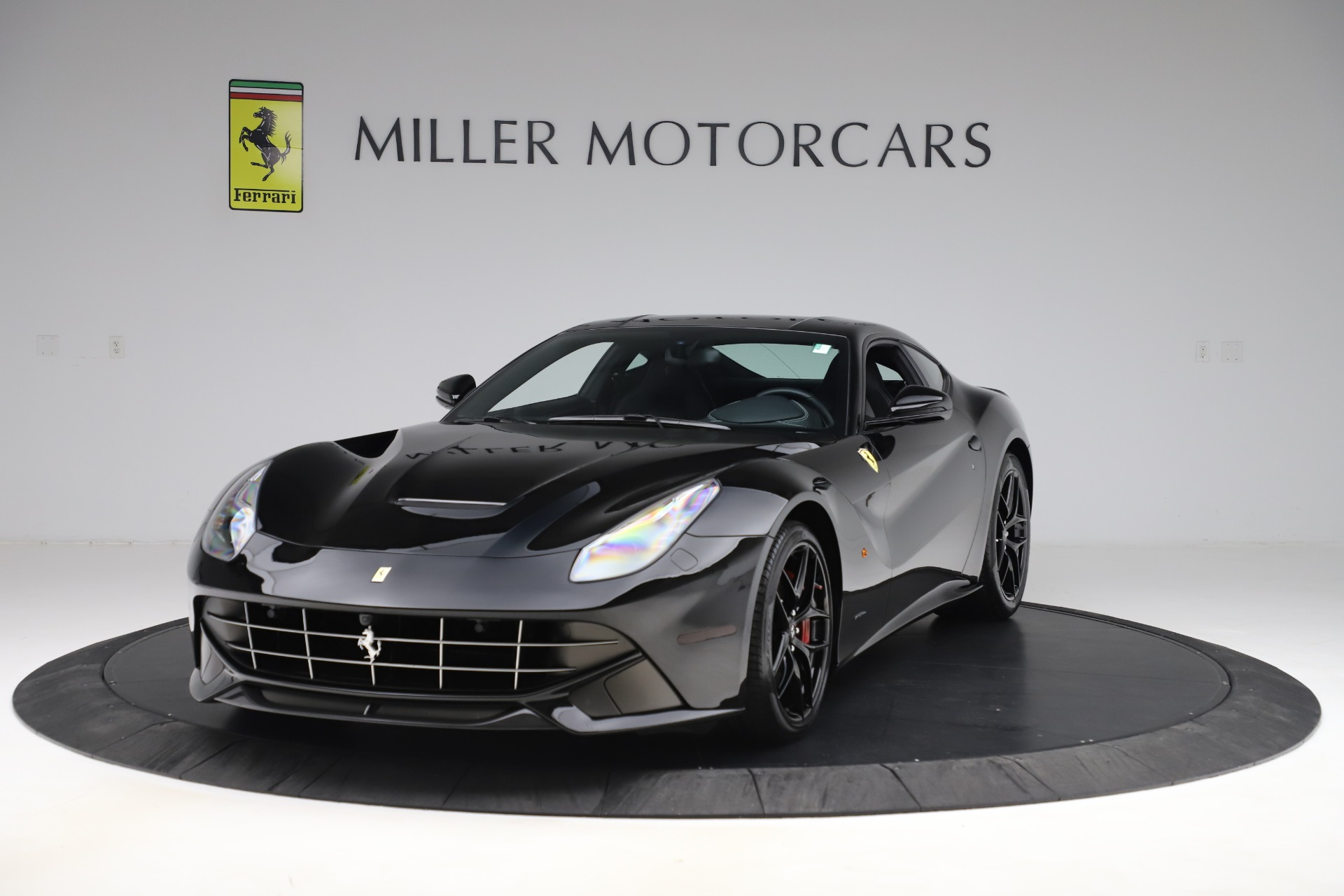 Used 2016 Ferrari F12 Berlinetta for sale Sold at Bentley Greenwich in Greenwich CT 06830 1