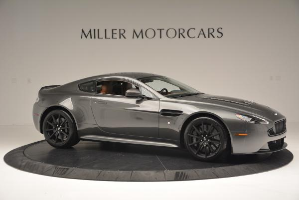 Used 2015 Aston Martin V12 Vantage S for sale Sold at Bentley Greenwich in Greenwich CT 06830 10