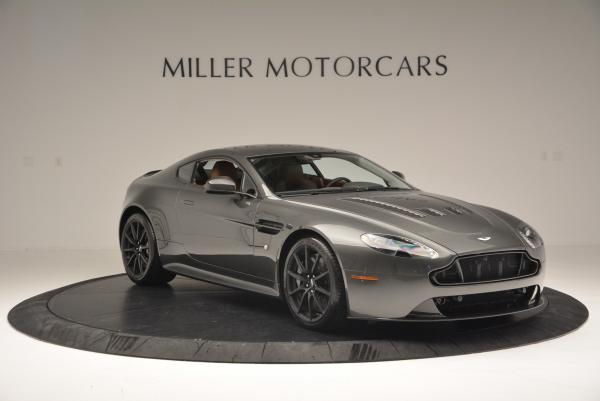 Used 2015 Aston Martin V12 Vantage S for sale Sold at Bentley Greenwich in Greenwich CT 06830 11
