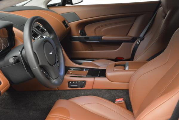 Used 2015 Aston Martin V12 Vantage S for sale Sold at Bentley Greenwich in Greenwich CT 06830 13