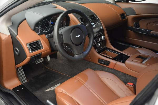 Used 2015 Aston Martin V12 Vantage S for sale Sold at Bentley Greenwich in Greenwich CT 06830 15