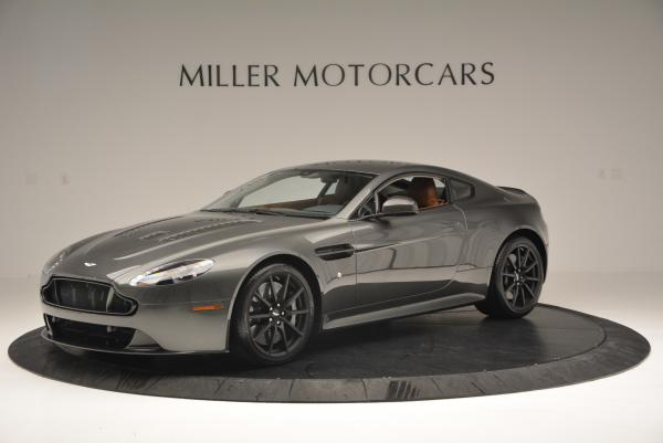 Used 2015 Aston Martin V12 Vantage S for sale Sold at Bentley Greenwich in Greenwich CT 06830 2
