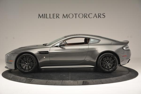 Used 2015 Aston Martin V12 Vantage S for sale Sold at Bentley Greenwich in Greenwich CT 06830 3