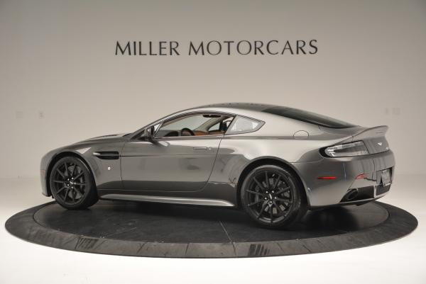Used 2015 Aston Martin V12 Vantage S for sale Sold at Bentley Greenwich in Greenwich CT 06830 4