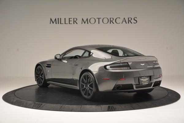 Used 2015 Aston Martin V12 Vantage S for sale Sold at Bentley Greenwich in Greenwich CT 06830 5