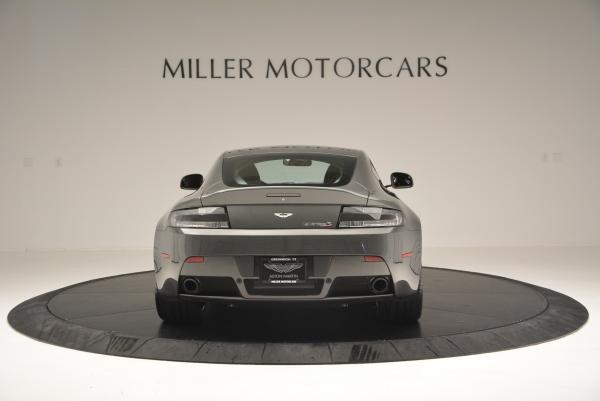 Used 2015 Aston Martin V12 Vantage S for sale Sold at Bentley Greenwich in Greenwich CT 06830 6