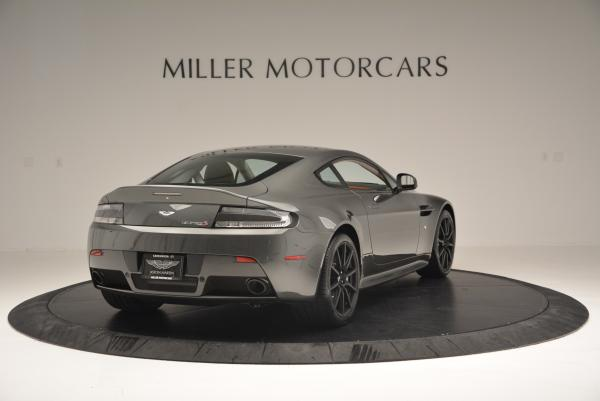Used 2015 Aston Martin V12 Vantage S for sale Sold at Bentley Greenwich in Greenwich CT 06830 7