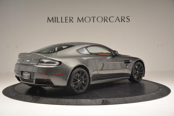 Used 2015 Aston Martin V12 Vantage S for sale Sold at Bentley Greenwich in Greenwich CT 06830 8