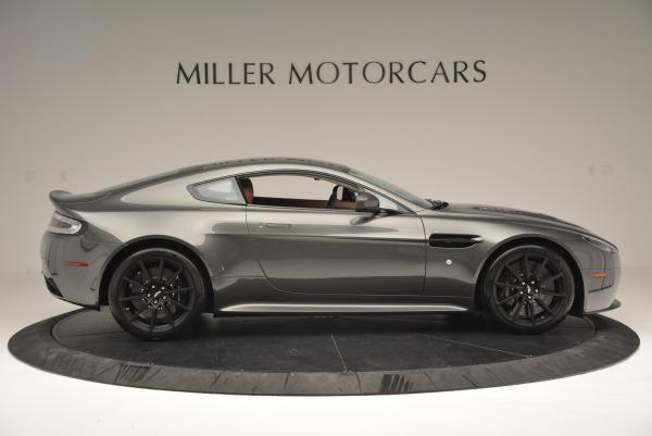 Used 2015 Aston Martin V12 Vantage S for sale Sold at Bentley Greenwich in Greenwich CT 06830 9