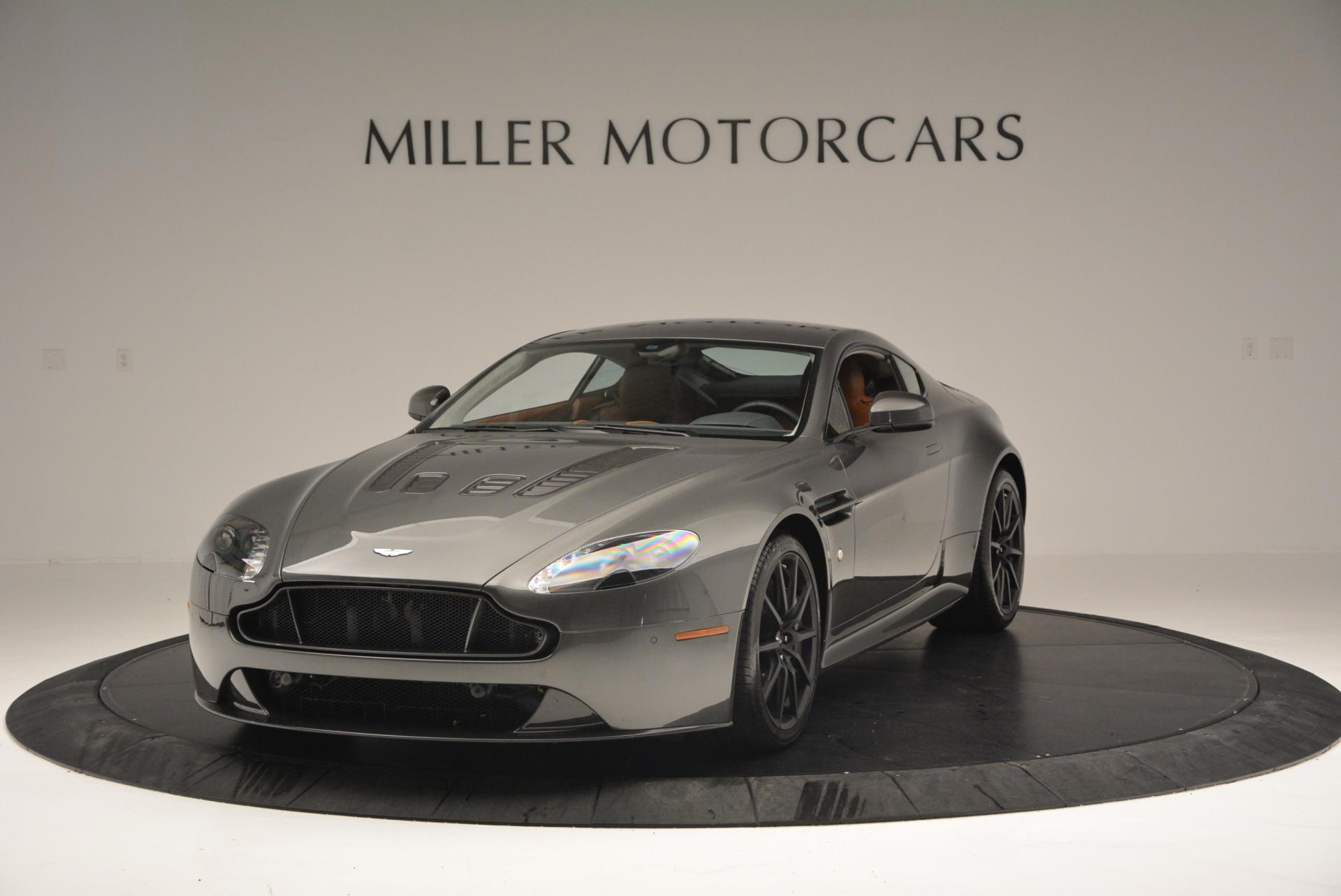 Used 2015 Aston Martin V12 Vantage S for sale Sold at Bentley Greenwich in Greenwich CT 06830 1