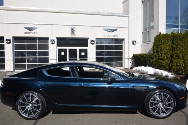 New 2017 Aston Martin Rapide S Shadow Edition for sale Sold at Bentley Greenwich in Greenwich CT 06830 26