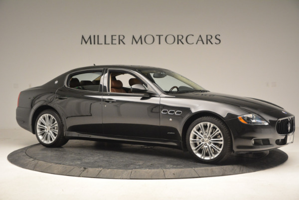 Used 2013 Maserati Quattroporte S for sale Sold at Bentley Greenwich in Greenwich CT 06830 10