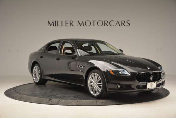 Used 2013 Maserati Quattroporte S for sale Sold at Bentley Greenwich in Greenwich CT 06830 11
