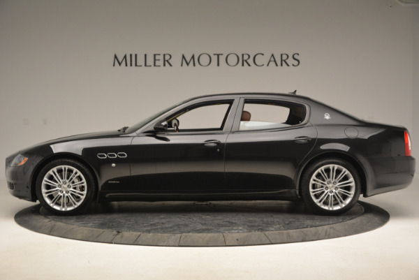 Used 2013 Maserati Quattroporte S for sale Sold at Bentley Greenwich in Greenwich CT 06830 3