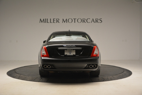 Used 2013 Maserati Quattroporte S for sale Sold at Bentley Greenwich in Greenwich CT 06830 6