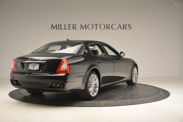 Used 2013 Maserati Quattroporte S for sale Sold at Bentley Greenwich in Greenwich CT 06830 7